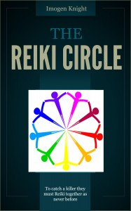 Imogen Knight, Murder Mystery Writers, Reiki circle