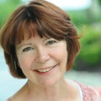 Judy Leslie inspiration for writing headshot - how to be an author
