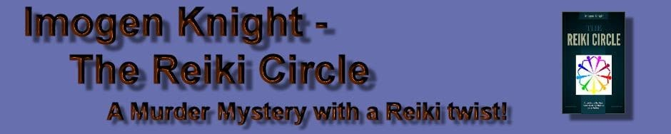 Imogen Knight  – The Reiki Circle Mysteries