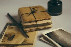 letters from ancestors imogen knight
